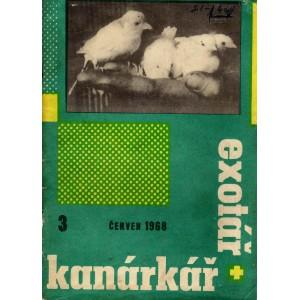 Kanárkář + Exotář 3 (Červen) / 1968
