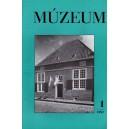 Múzeum 1/1992