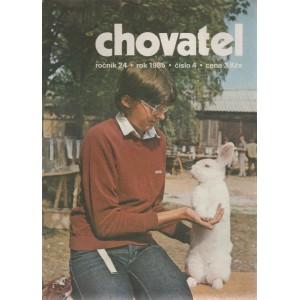 Chovatel 4/1985