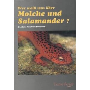Herrmann Joachim-Hans: Wer weiß was über Molche und Salamander?