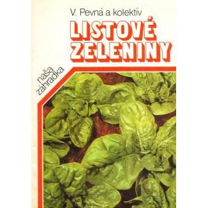 Pevná V. a kol.: Listové zeleniny (S2)
