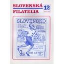 Slovenská filatelia 12/1995